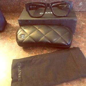 Authentic Chanel 2019 Bold eyeglass Frames